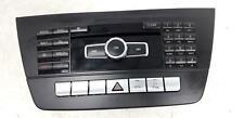 Mercedes Benz W204 Stereo Head Unit Navigation  A2049003609