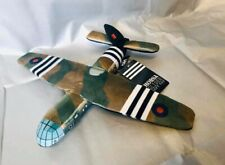 plush horsa glider toy. brand new bagged and tagged