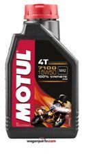 Aceite motor Motul 7100 15w50 Technosynthese Ester
