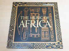 EX/EX !! The Music Of Africa/1971 BBC Records LP