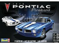 Revell 1970 Pontiac Firebird 1:24 scale model car kit 4489 DAMAGED BOX
