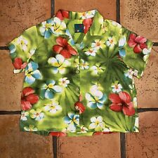 Jams World Hawaiian Shirt Size M