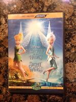 Secret of the Wings (Blu-ray/DVD, 2012, 2-Disc Set, Spanish; DVD/Blu-ray)