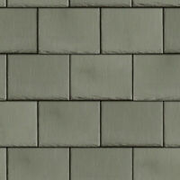 1/12 Dolls House Light Grey Roof Slates Tiles Non-Embossed A3 Paper Card DIY765B
