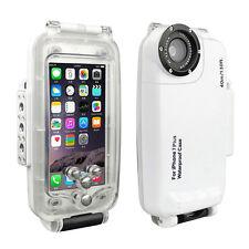 MEIKON 40m/130ft Underwater Waterproof Diving Cover Case for iPhone 7 Plus 5.5