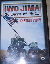 Iwo Jima - 36 Days of Hell - The True Story (DVD, 2006, #65303)
