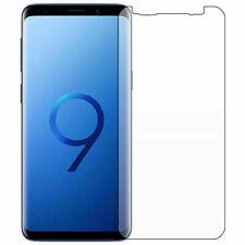 Samsung Galaxy Glasfolie Panzerfolie Folie Glas für S7 S8 S9 Edge Plus Note 9