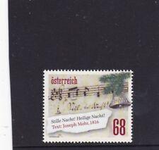 2903 Österreich Weihnachten 2010 Sk **mit Zählnummer Österreich Ab 1945