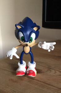 "ReSaurus SEGA Sonic The Hedgehog Adventure Series One 1 Action Figure 4"" Toy"