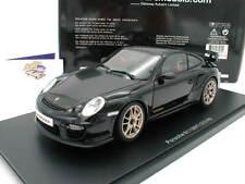 """AUTOart 77962 # PORSCHE 911 (997) GT2 RS Baujahr 2010 """" schwarz-carbon """" 1:18"""