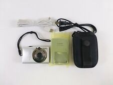 Canon PowerShot SD1100 IS 8mp Digital Point and Shoot Camera w/ Accessories. EC.