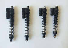 Alloy CNC Front and Rear shock 8mm Black for HPI BAJA RV KM 5B 5T 5SC