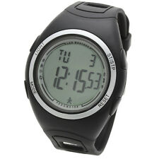 LAD WEATHER 3D Pedometer Sport Watch Black - Step / Speed / Distance / Calorie