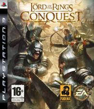 El Señor De Los Anillos: conquista (PS3) Videojuegos