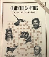 Character Sketches: Crossword Puzzle Book (Vol II) IBLP