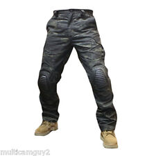 OPS/UR-TACTICAL ADVANCED FAST RESPONSE PANTS IN CRYE MULTICAM BLACK, M-R