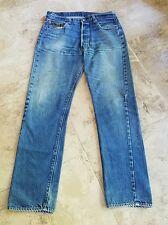 Vintage Levi's 501 Red Line Not Big E Size 36x36 #524 Jeans
