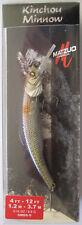 Matzuo Kinchou Minnow - Size 9 - 5/16 oz. - Oil Spill