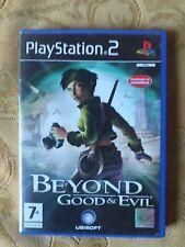 Beyond Good & Evil PS2. Pal España completo.