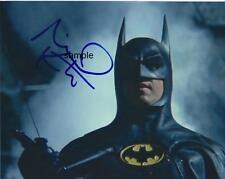 MICHAEL KEATON 3 REPRINT 8X10 AUTOGRAPHED SIGNED PHOTO PICTURE BATMAN MOVIE RP