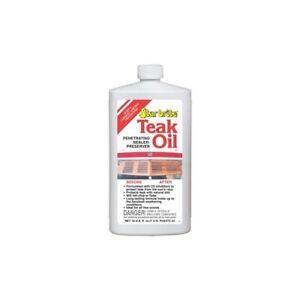 Starbrite Teak Oil 473mL