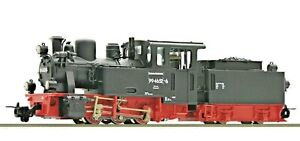 Roco 33253, HOe gauge,Class 99 Steam Locomotive , 99-4652-6  in DR Black