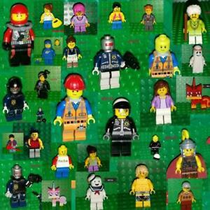 THE LEGO MOVIE Mini Figure Emmet Wildstyle Good Bad Robo Cop  **YOU CHOOSE**