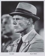 Tom Landry Dallas Cowboys Coach autographed 8x10 photo RP