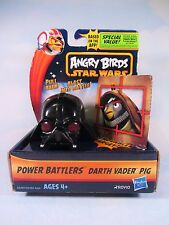 Hasbro Star Wars Darth Vader Pig Angry Birds Power Battlers with Target MINT NIP