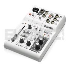 Yamaha Digital Pro Audio Mixers