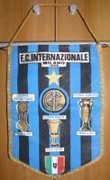 GAGLIARDETTO PENNANT no maglia shirt scarf sciarpa INTER CALCIO 1983 VINTAGE