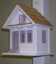 HOME BAZAAR SHOTGUN COTTAGE BIRDHOUSE  HB BIRD HOUSE