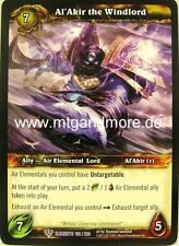WOW - 1x Al 'Akir the wind Lord-War of the elements