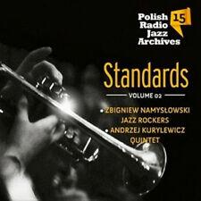 CD STANDARDS vol. 2 Polish Radio Jazz Archives 15 NAMYSLOWSKI KURYLEWICZ