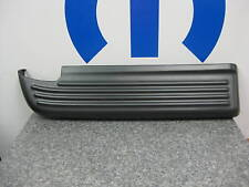 94-02 Dodge Ram New Driver Side Rear Bumper Pad Mopar Factory Oem