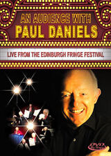 An Audience With Paul Daniels Dvd : Free Us Postage