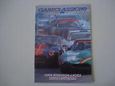 - GARECLASSICHE 9/1993 COPPA INTEREUROPA/STELLA ALPINA/BMW EURO CLASSIC