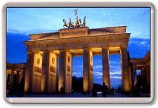 FRIDGE MAGNET - BRANDENBURG GATE - Large Jumbo - Berlin Germany