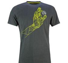 La Sportiva Touch Tee (M) Carbon / Sulphur