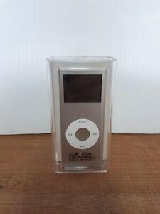 Apple iPod Nano 2nd Gen 2GB, MP3 Player Silver Rare OPENED Box