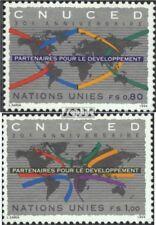 VN - Genève 259-260 postfris 1994 30 Years UNCTAD