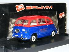 Brumm 1956 Fiat 600 Multipla 1997 Bologna Model Show 1/43