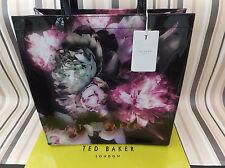 TED Baker Autentico CRESCON etereo Posie Stampa Grande Shopper Tote Bag nuova con etichetta