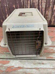 PetMate Kennel Cab II Pet Carrier for Cat or Lightweight Dog Size Small