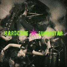 HARDCORE SUPERSTAR C'mon take on me NEW CD 2013 Modern Hard Glam Rock