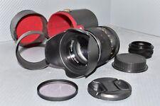 Nikon DIGITAL fit 135mm portrait lens D3100 D3200 D3300 D3400 D5200 D5300 D5500+