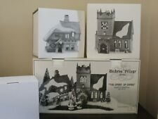 DEPT 56 DICKENS VILLAGE START A TRADITION- Set of 13-  #58327 - FREE SHIPPING
