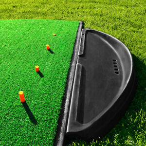 FORB Golf Ball Tray | For Golf Practice & Hitting Mats | Driving Range Ball Tray
