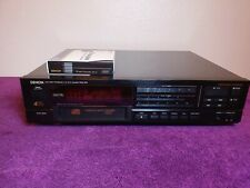 DENON DCM-555 PCM CD Auto Changer 6 Disc Magazine Style Super Linear CD Player