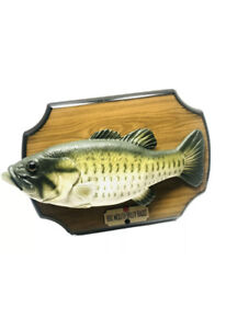 1999 Big Mouth Billy Bass- Gemmy Industries Corp. (Tested ) i1